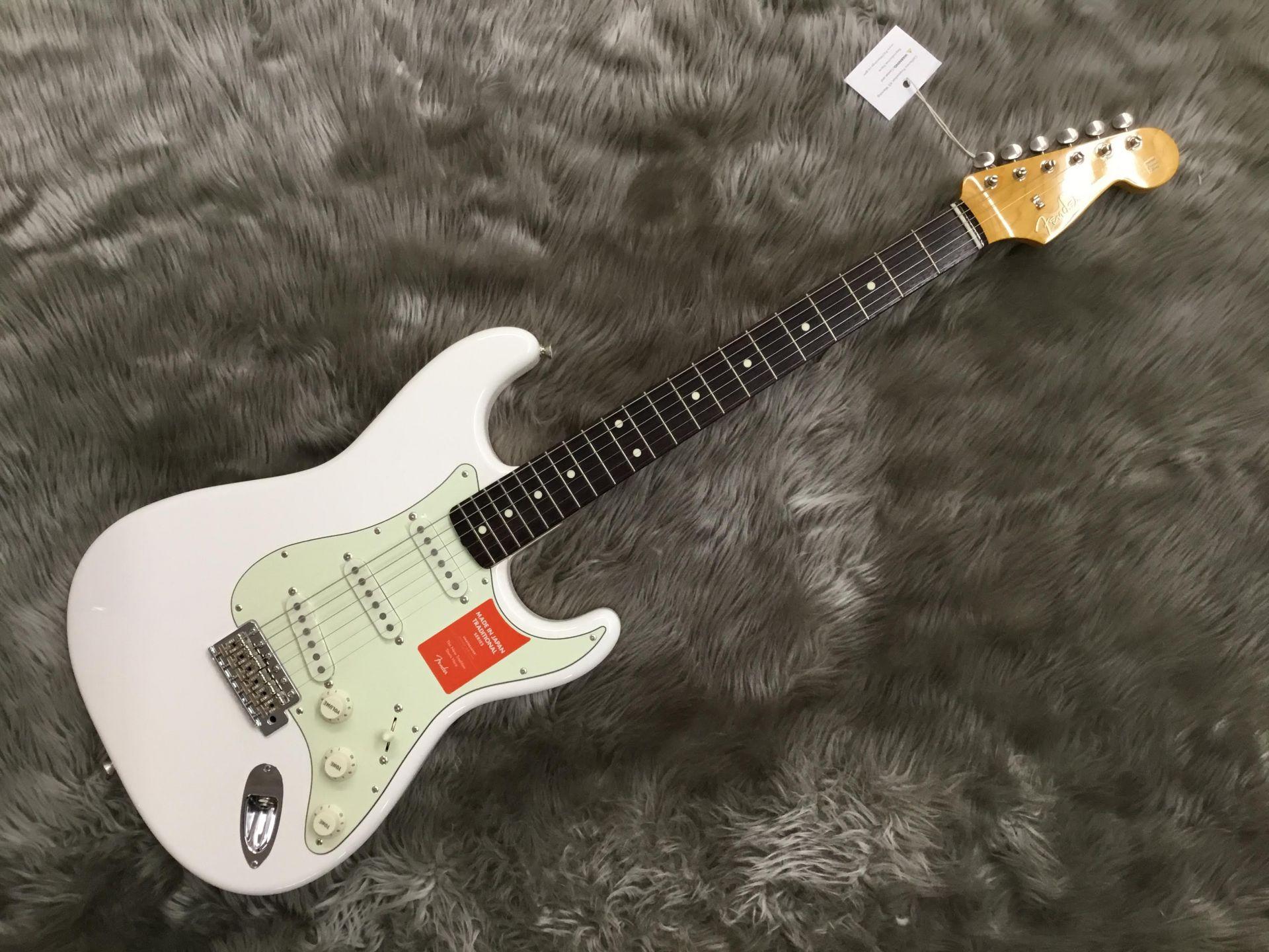 Fender Japan  TRAD 60S STRAT 写真画像