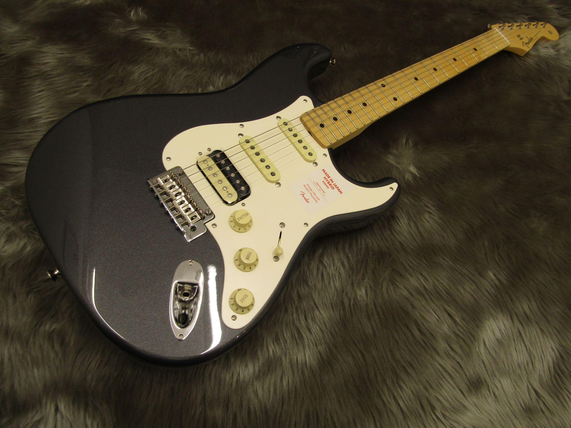 Fender  HYBRID 50S STRAT HSS 写真画像