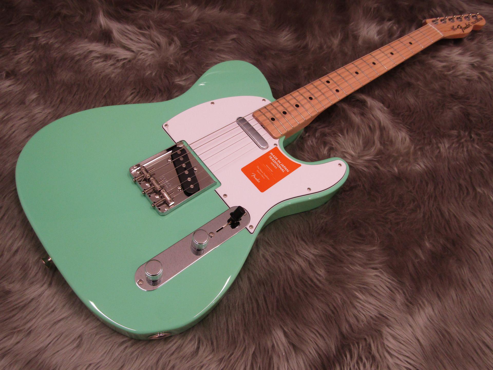 Fender  TRAD 70S TELE MN 写真画像