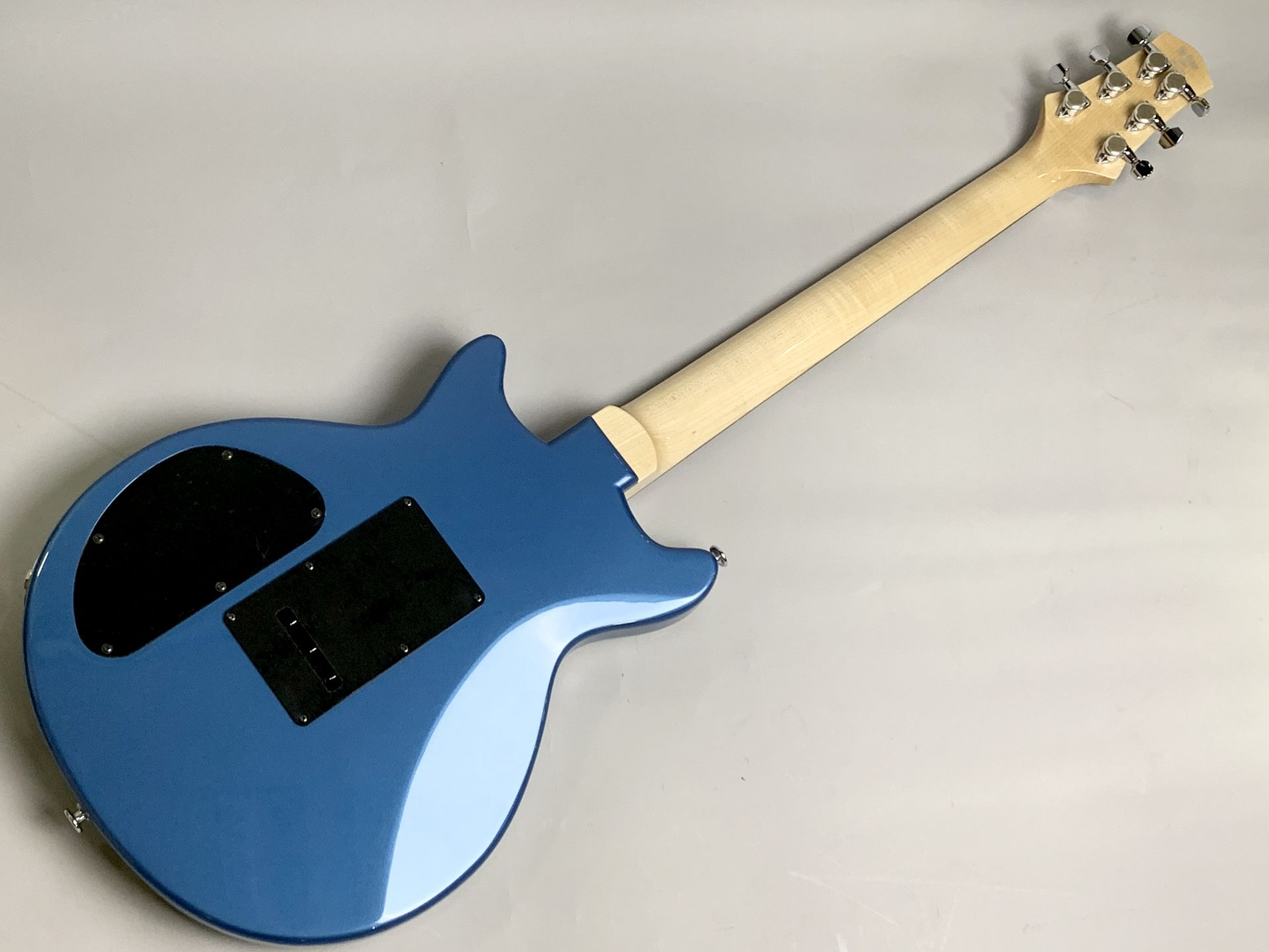 Kz One Junior SSD10 Synchro Lake Placid Blue【新開発ダブルコイル搭載特注モデル】の全体画像(縦)