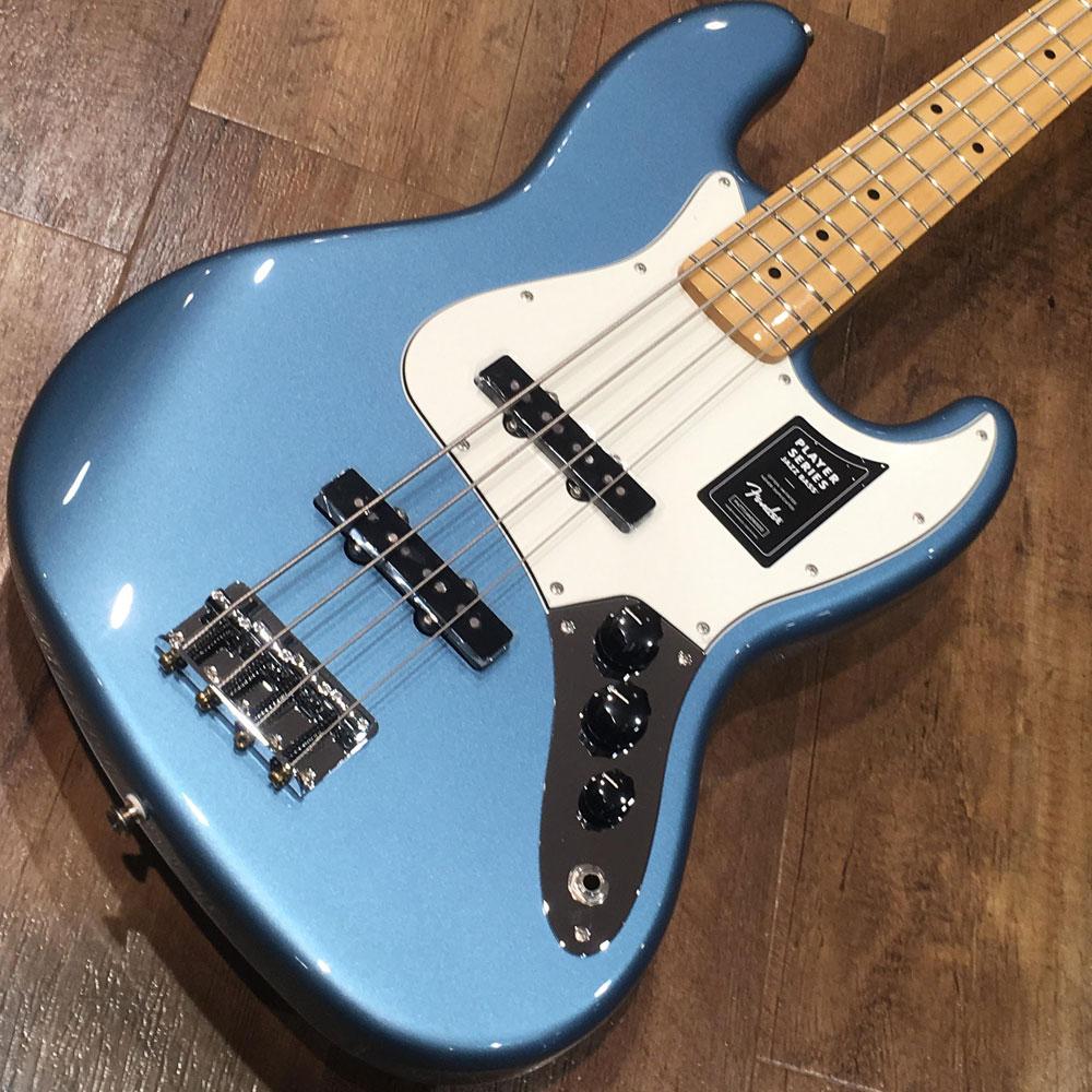 Fender  PLAYER JAZZ BASS/Maple/Tidepool 写真画像