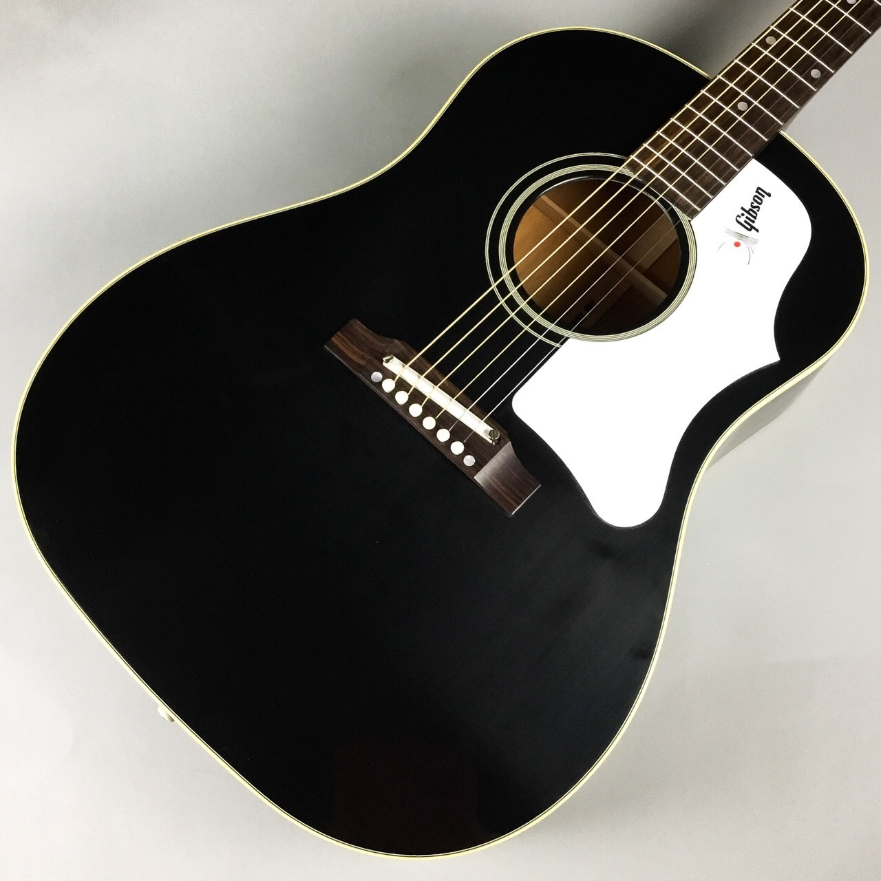 Gibson Custom Shop  1960's J-45 EBONY Adjustabl... 写真画像
