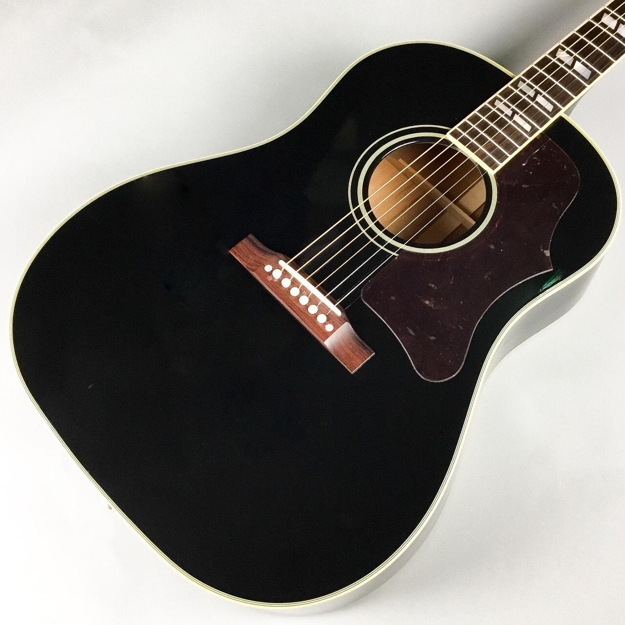 Gibson Custom Shop  SOUTHERN JUMBO EBONY 【生産完了特... 写真画像
