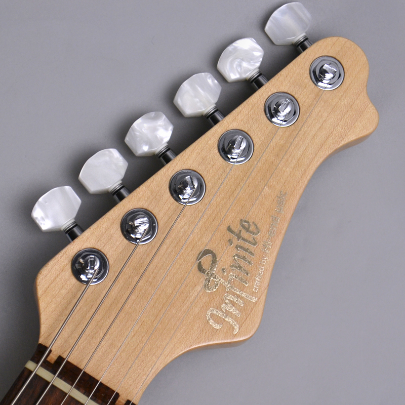 Trad T Hollow Faded Blueのヘッド画像