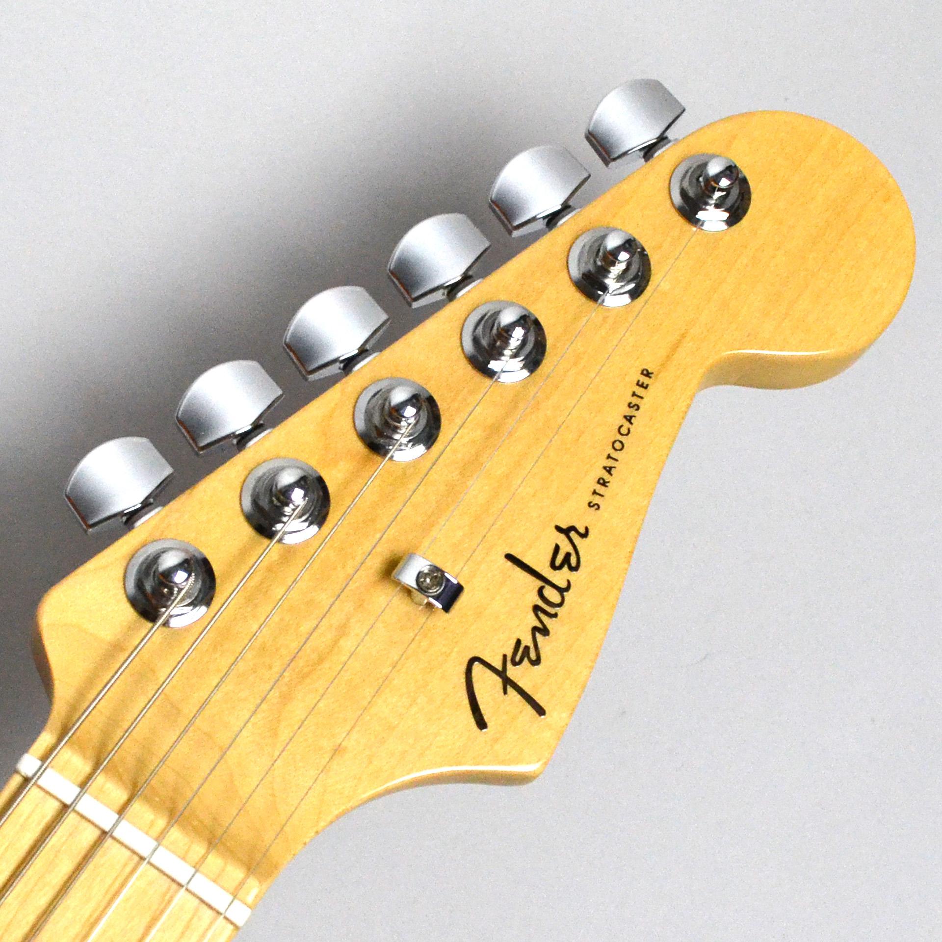 American Elite Stratocaster Maple Fretboard Autumn Blaze Metallic【USED】のヘッド画像