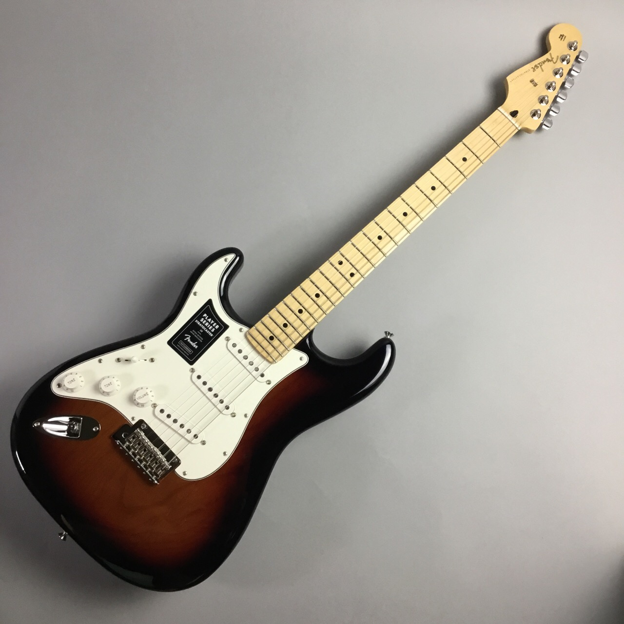 Fender  PLAYER STRAT LH MN 写真画像