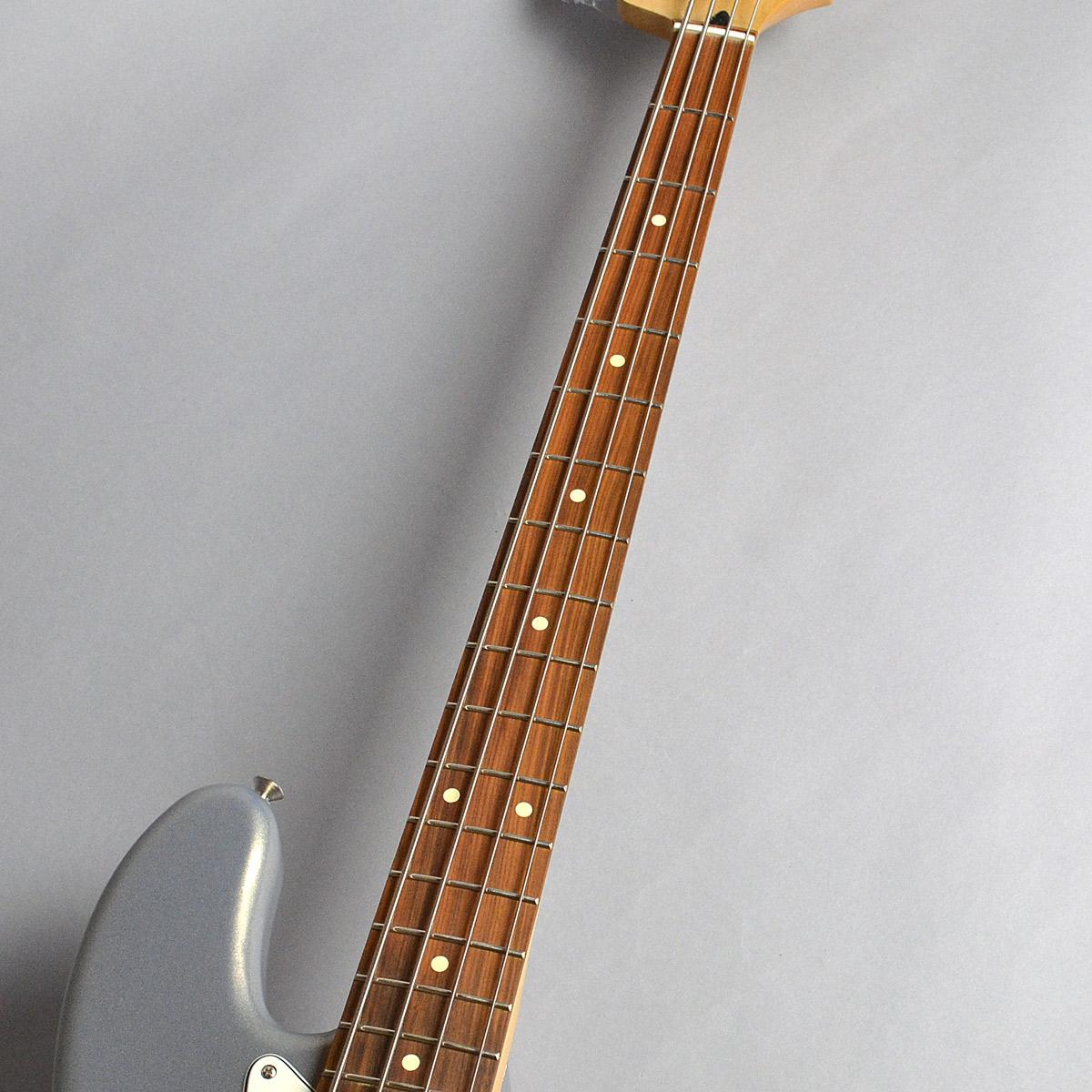 Player Jazz Bassの指板画像