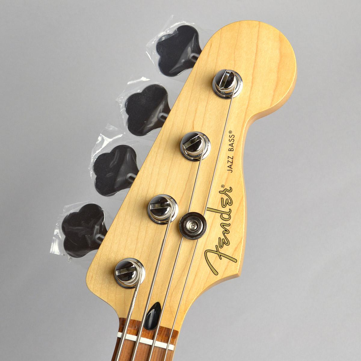 Player Jazz Bassのヘッド画像