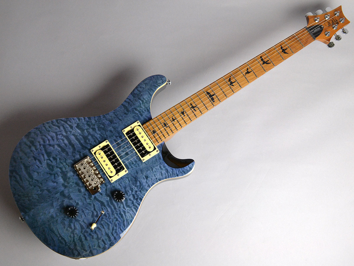 Paul Reed Smith(PRS)  SE Custom 24 Roasted Mapl... 写真画像