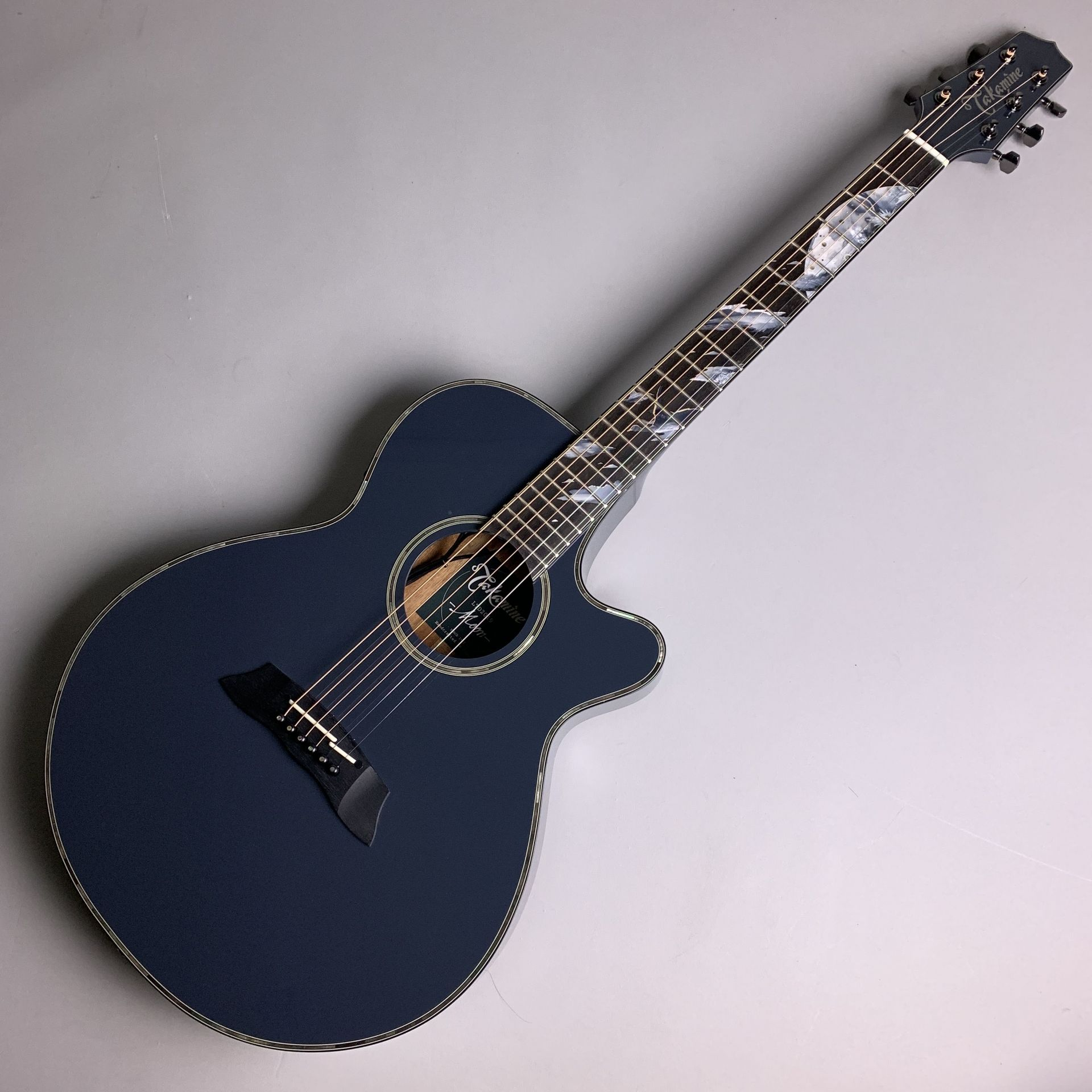 Takamine  LTD2019-Moon- 写真画像
