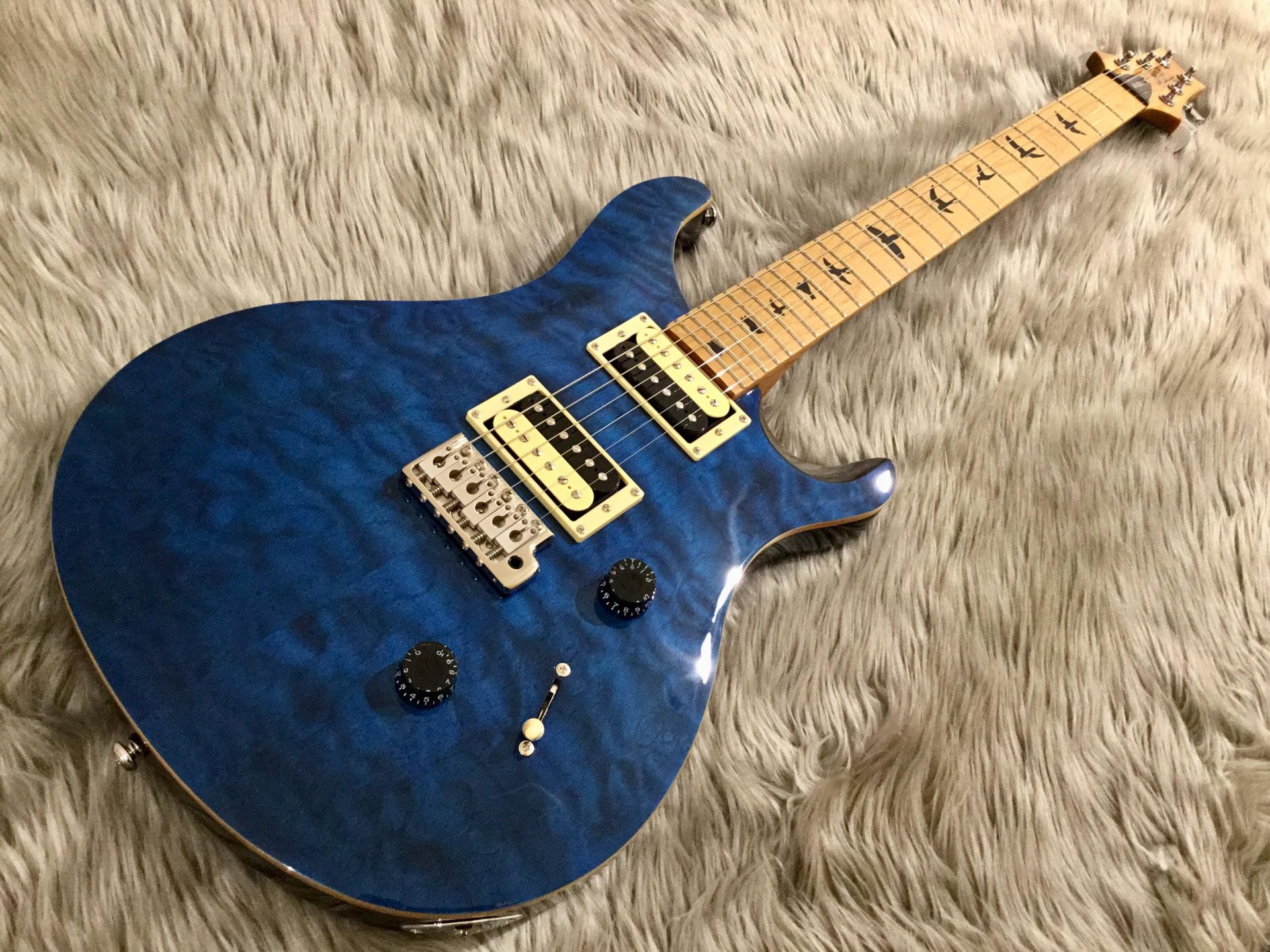 Paul Reed Smith(PRS)  SE CU24 RSTM SN Custom 24... 写真画像