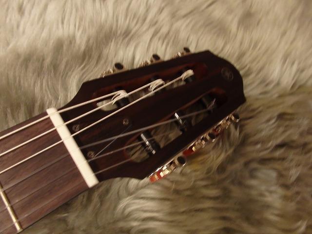 SLG200Nのヘッド裏-アップ画像