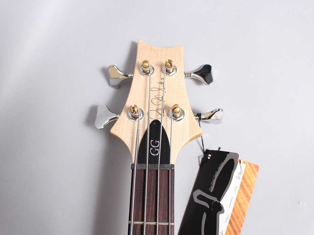 Grainger 4StringBassのヘッド画像