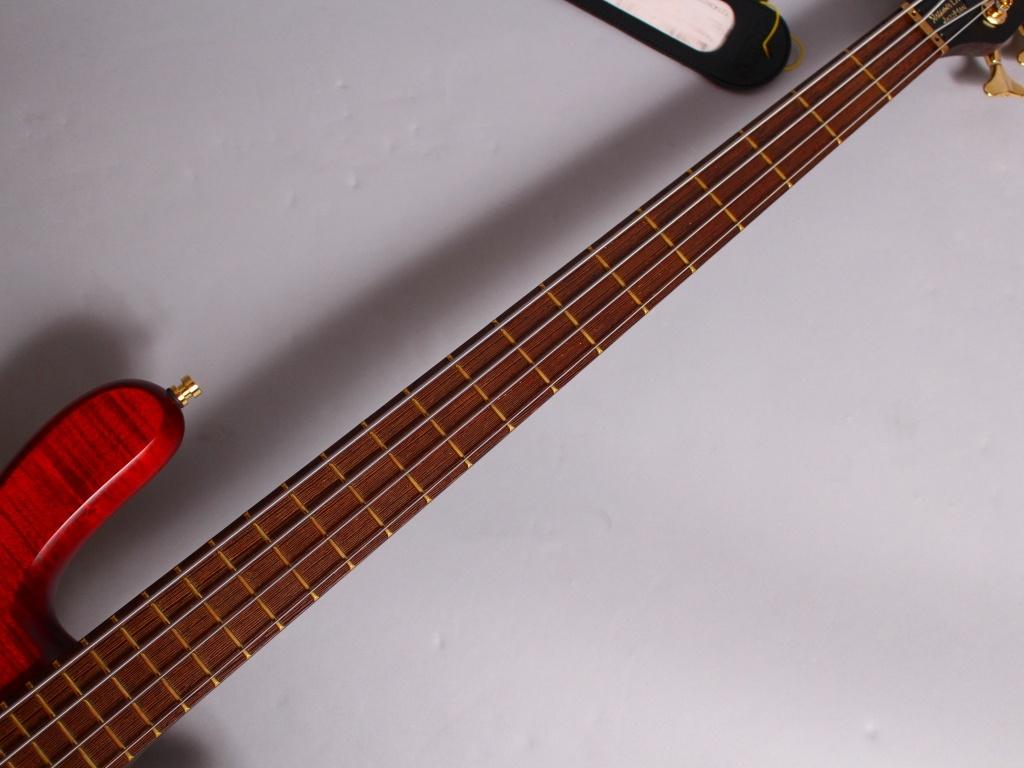 Streamer Jazzman 4 Wの指板画像
