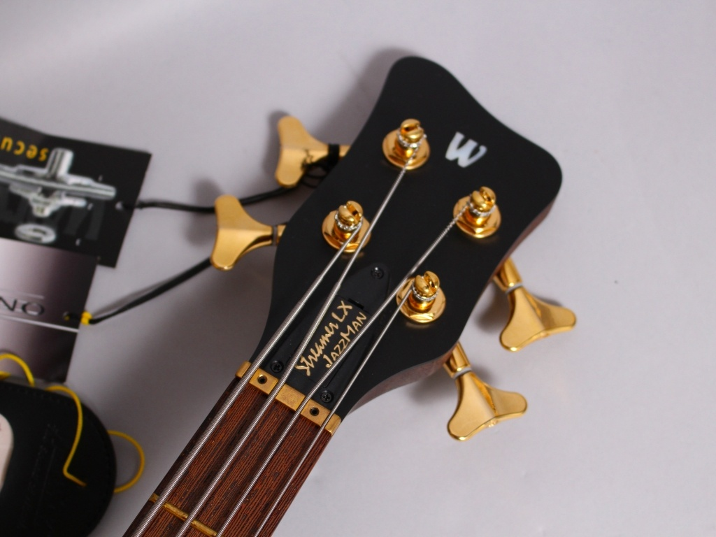 Streamer Jazzman 4 Wのヘッド画像