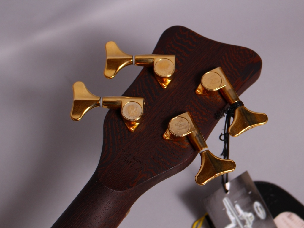Streamer Jazzman 4 Wのヘッド裏-アップ画像