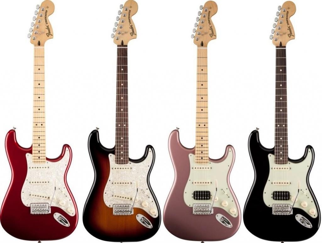 エレキギター】FenderのRoadhous...