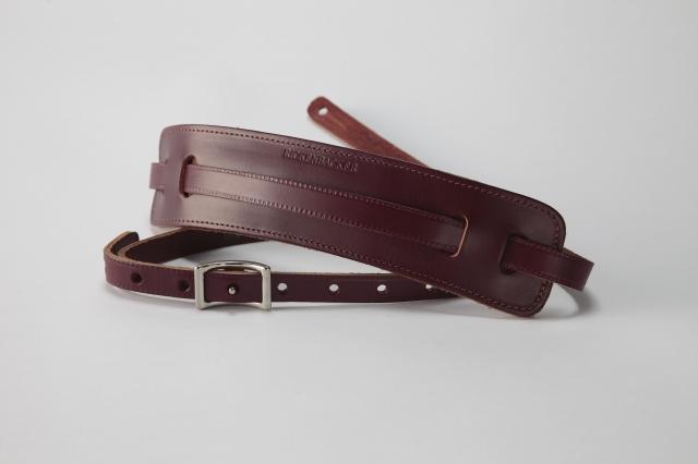 Vintage Strap Maroon