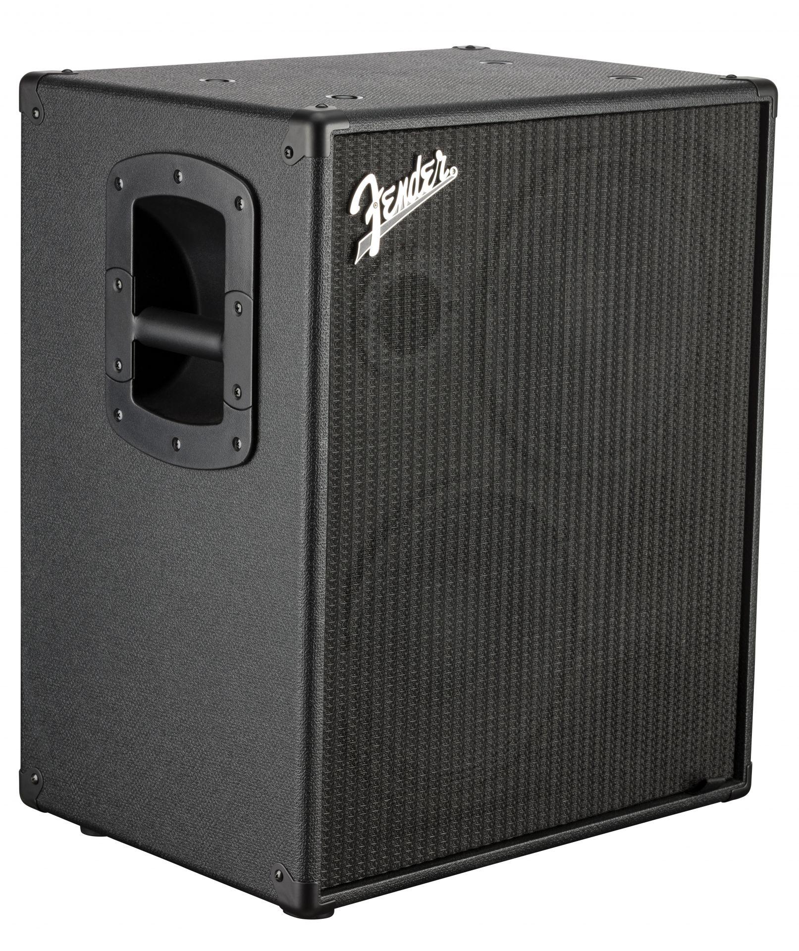 【ベース用キャビネット】 Fender 緻密なトーンディテールと密度の高い低域が特徴の Rumble210