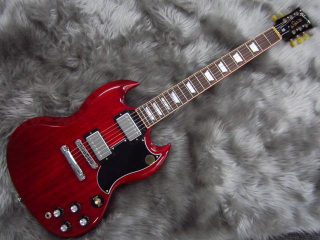 ギブソン SG Standard 2015 Heritage Cherry Gibson