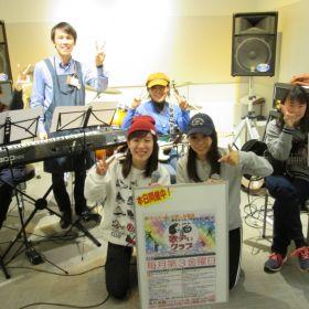 """楽器屋さんで """"サークル"""" 活動?!nanaユーザーもオフラインな音楽仲間を増やしちゃおう!"""