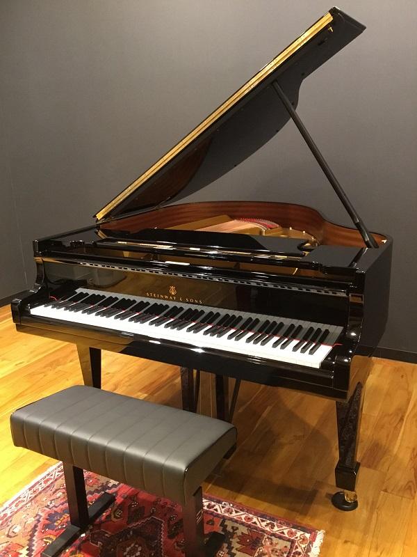 スタインウェイ グランド ピアノ