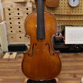リペア前のバイオリン